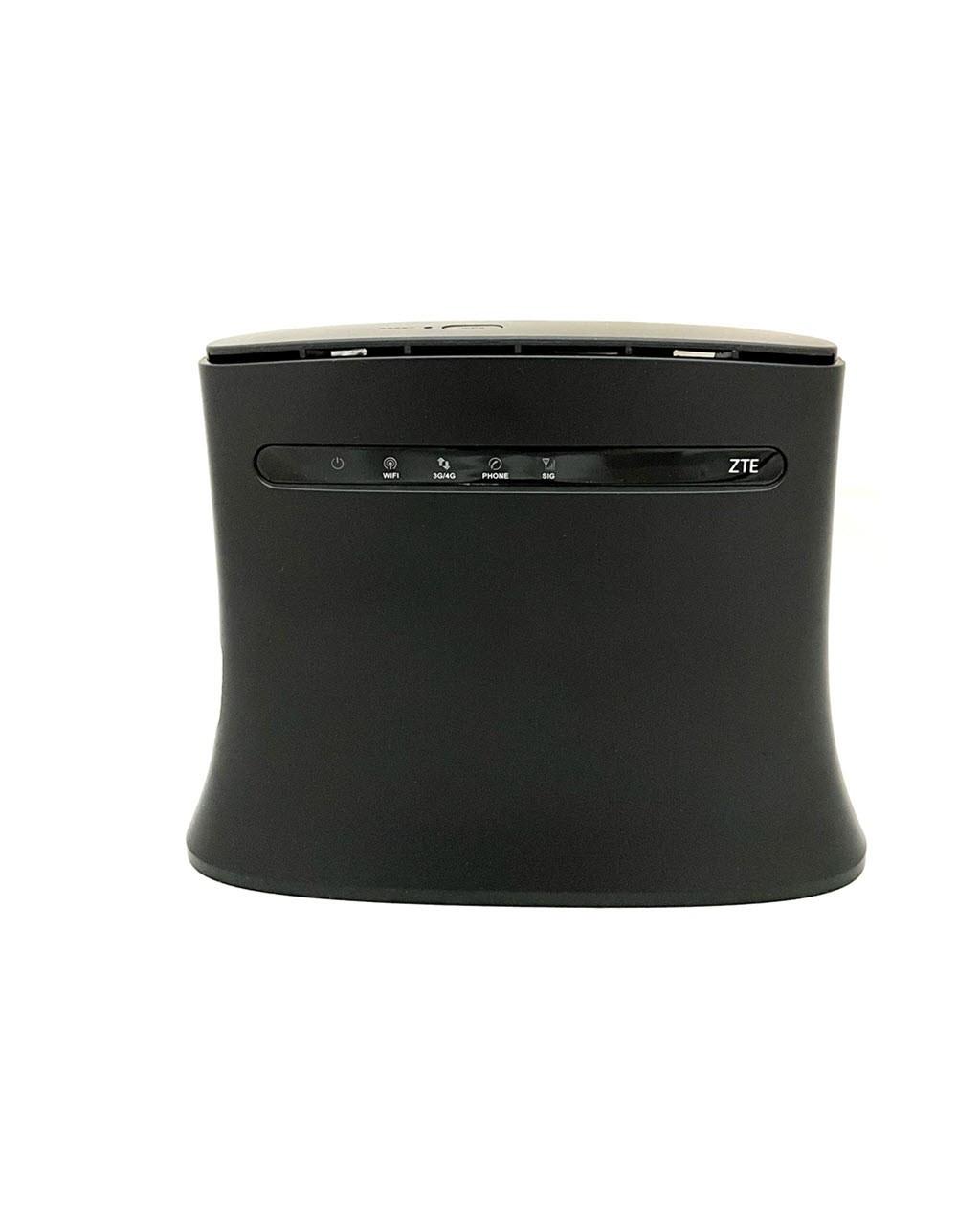 4G роутер ZTE MF283U black