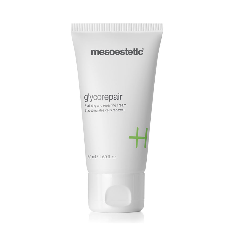 Glycorepair - Восстанавливающий гель с гликолевой кислотой 50 мл. Mesoestetic