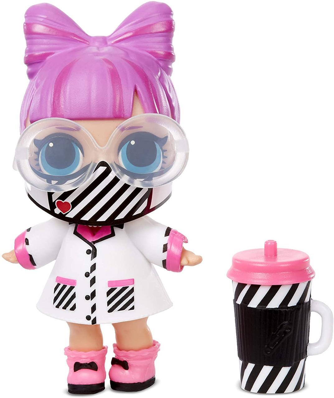 L.O.L. Surprise! лялька ЛОЛ з маскою серія пандемія MGAE Cares Limited Edition Frontline Hero with 7 Surprises