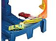 Ігровий набір Hot Wheels Гонки на фабриці (FDF28) машинка - 1 шт., фото 5