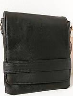 Мужская сумка 7430 черный. Пошив сумок в Украина. Мужские сумки оптом в Украине