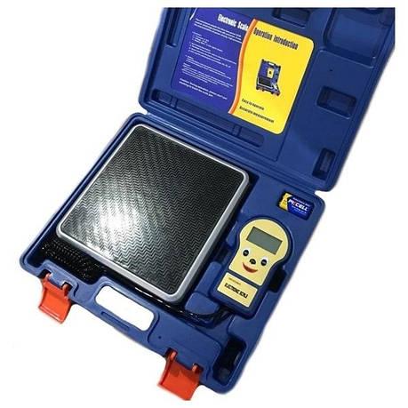Электронные весы для фреона ЕС-50 (50 кг), фото 2