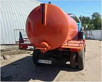 Ассенизаторская бочка ГАЗ, 4м3 (В НАЛИЧИИ) полный комплект, любая платформа