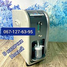 Кисневий концентратор, 5 л/хв OXYGEN 1-5L генератор / кисень прилад / апарат для кисню
