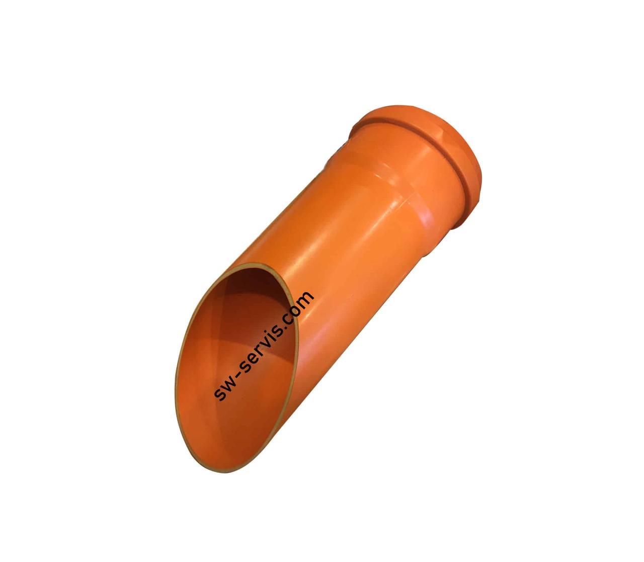 Труба для канализации пвх 250*1 метр
