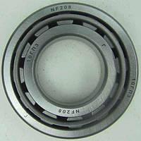 Подшипник NF208 (12208) 10ГПЗ 40*80*18, фото 1