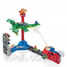 """Игровой набор """"Воздушная атака дракона-робота"""" 1 машинка GJL13"""