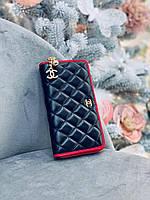 Жіночий гаманець Шанель (репліка), фото 1
