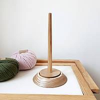 Держатель для бобин деревянный 25 см