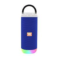 Колонка BL JBL M118 Blue bluetooth система для прослушивания музыки бумбокс на свежем воздухе и дома