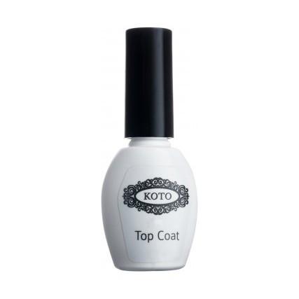 Финишное покрытие без липкого слоя KOTO Top Coat 14 мл