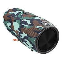Колонка LZ Xtreme+ Camouflage влагозащищенная беспроводное подключение Bluetooth, фото 2
