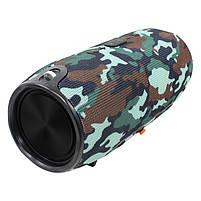 Колонка LZ Xtreme+ Camouflage влагозащищенная беспроводное подключение Bluetooth, фото 3