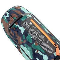 Колонка LZ Xtreme+ Camouflage влагозащищенная беспроводное подключение Bluetooth, фото 4