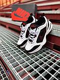 "Мужские кроссовки Nike Air Monarch IV ""Black/White"" (копия), фото 2"