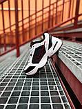 "Мужские кроссовки Nike Air Monarch IV ""Black/White"" (копия), фото 3"