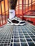 "Мужские кроссовки Nike Air Monarch IV ""Black/White"" (копия), фото 5"