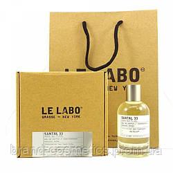 Парфюмерная вода унисекс Le Labo Santal 33 (Original Quality)