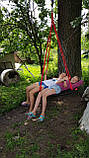 "Усиленная качеля ""Гнездо аиста"" д.100 см, фото 2"