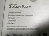 Планшет Samsung Galaxy Tab A SM-T580 на запчасти Разборка (матплата,батарея, дисплей, вебкамера, корпус,шлейф), фото 5