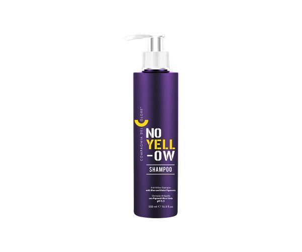 CDC NO YELLOW Шампунь для волосся проти жовтизни 500 мл.