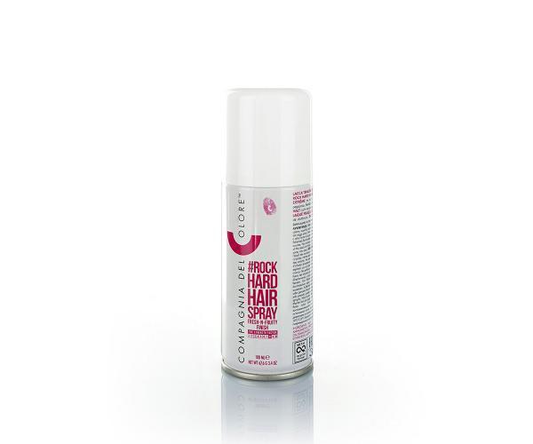 CDC #Rock Hard Hairspray Лак для волосся сильної фіксації  100 мл.
