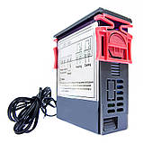 Цифровой термостат с выносным датчиком, фото 3