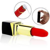 Вибратор для клитора помада Simple Touch 1 USB девушке на подарок, фото 3
