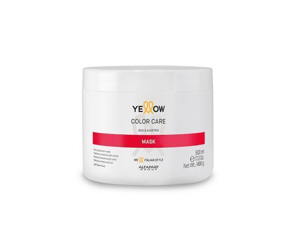 "Yellow COLOR CARE Маска для волосся ""Захист кольору"" 500 мл."