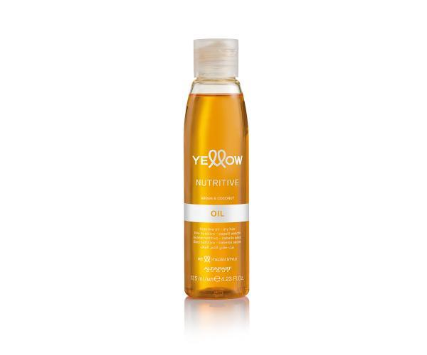 Yellow NUTRITIVE Поживна олійка для волосся 125 мл.