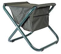 Стул складной туристический Ranger Seym Bag для рыбалки с сумкой для снастей (складний стілець рыбацкий 110кг)