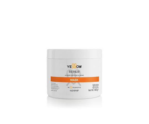 Yellow REPAIR Маска для відновлення волосся 500 мл.