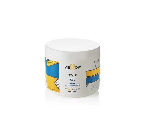 Yellow STYLE Гель для волосся екстрасильної фіксації 500 мл.