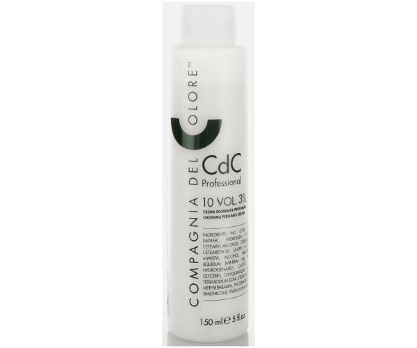CDC Окислюючий крем ароматизований 10VOL, 150 мл.