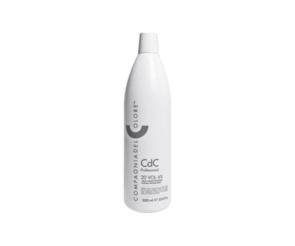 CDC Окислюючий крем ароматизований 20VOL, 1000 мл.