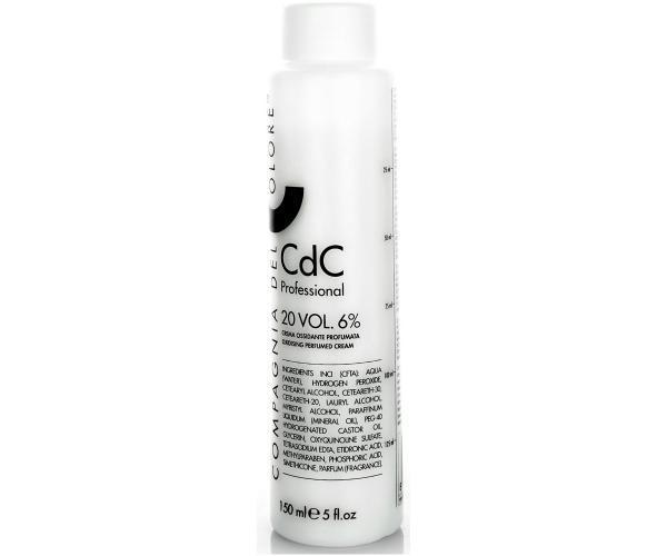 CDC Окислюючий крем ароматизований 20VOL, 150 мл.