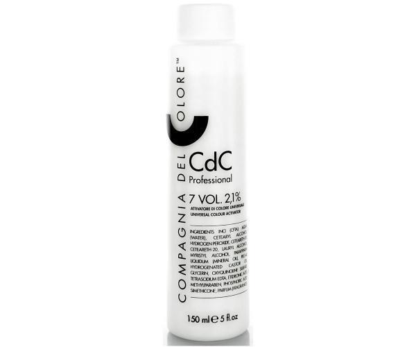 CDC Окислюючий крем ароматизований 7 Vol, 150 мл.