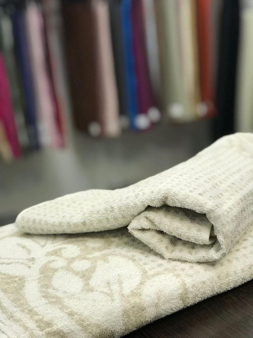 Набор махровых полотенец (Калинка), цвет 24