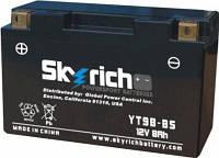 Аккумулятор  Skyrich   YT9B-BS  9(8)Аh  кислотный (L150*W70*H105mm)