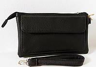 Мужской клатч 7804 черный. Мужские клатчи от производителя, пошив мужских сумок, пошив барсеток