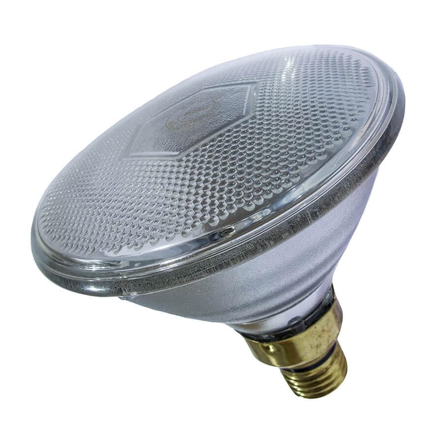 Лампа инфракрасная PAR38 175 Вт белая BS