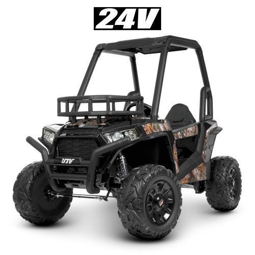 Детский электромобиль Bambi JS360EBLR-2(24V) черный