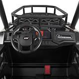 Детский электромобиль Bambi JS360EBLR-2(24V) черный, фото 3