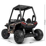 Детский электромобиль Bambi JS360EBLR-2(24V) черный, фото 9