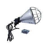 Защитный плафон (абажур) для инфракрасной лампы (без переключателя) мал., фото 3