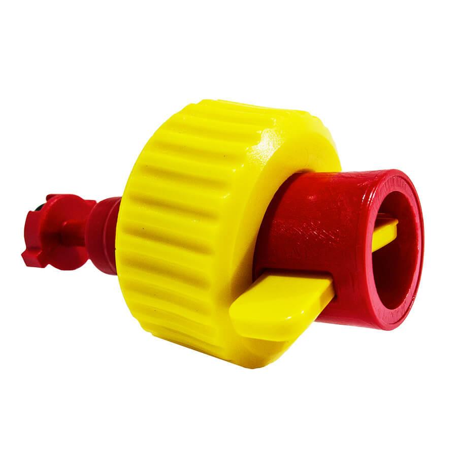 Кран промывки для регулятора давления воды