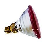 Инфракрасная лампа для обогрева PAR38 175 Вт Helios (Польша), фото 3