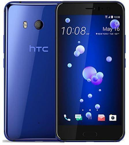 Cмартфон HTC U11 4/64GB Blue Qualcomm Snapdragon 835 3000 мАч