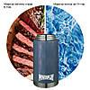 Термос харчовий PowerPlay 9002 Синій 750 мл, фото 7