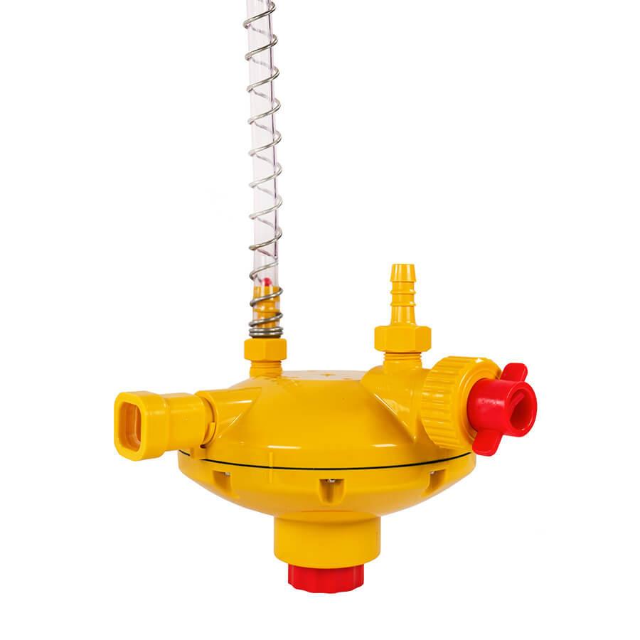 Регулятор давления воды концевой LUBING (без подвеса)